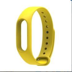 Hình ảnh Vòng đeo tay thay thế cho Xiaomi Miband 2 , mi band 2 - Vàng