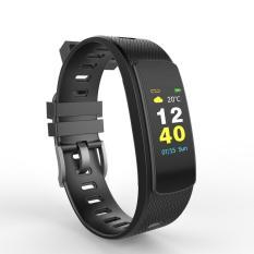 Vòng đeo tay thông minh theo dõi sức khỏe IWOWN I6 HRC (Màn hình mầu) - Hãng phân phối chính thức