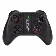 Hình ảnh VR SHINECON SC-C08 Bluetooth Không Dây Điều Khiển từ xa Máy Chơi Game-Đen-quốc tế