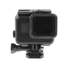 Waterproof Case Press Proof With Touch Screen Back Cover (black)(black) - Intl By Crystalawaking.
