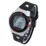 Waterproof Pulse Heart Rate Monitor Watch Calorie Counter Sport Exercise