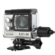 Hình ảnh Waterproof Sport Action Camera Case Motorcycle Mount Charger For SJCAM SJ7 STAR - intl