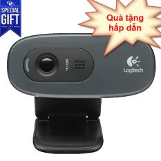 Hình ảnh Webcam Camera Logitech C270 Hd