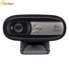 Webcam Logitech C170 (Đen) - Hãng phân phối chính thức