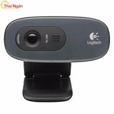 Hình ảnh Webcam Logitech C270 (Đen) - Hãng phân phối chính thức