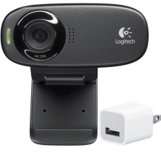 Webcam Logitech C310 chuẩn HD và tặng Cốc sạc - Hãng phân phối chính thức
