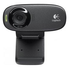 Webcam Logitech C310 (Đen) - Hãng phân phối chính thức