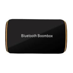 Hình ảnh Wireless Stereo BT4.1 Car Audio Boombox HiFi Earphone Bluetooth Adapters - intl