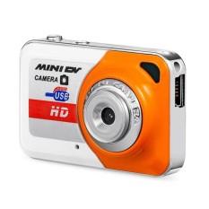 Hình ảnh X6 Mini DV Camera Video Camera Thể Thao Camera Máy Quay Phim Siêu Mỏng-quốc tế