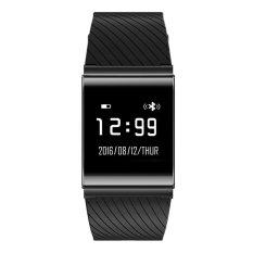 Hình ảnh Vòng Đeo Tây Bluetooth 4X9 Plus thông minh theo dõi sức khỏe bằng Cao su-Quốc Tế