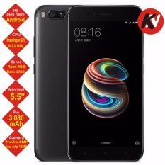Bán Xiaomi Mi 5X 32Gb Ram 4Gb 2017 Đen Hang Nhập Khẩu Xiaomi