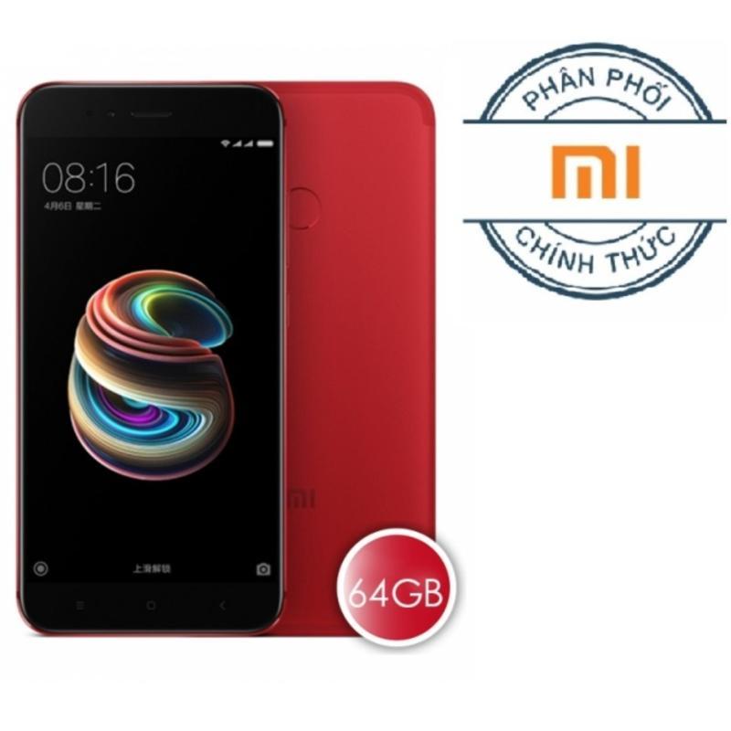 Xiaomi Mi A1 64G/Ram 4G (Đỏ) - Hãng phân phối chính thức