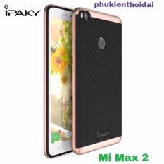 Bán Xiaomi Mi Max 2 Ốp Lưng Ipaky Chống Sốc Cao Cấp Có Thương Hiệu