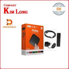 Hình ảnh Xiaomi Mibox 4K Android Tivi Box Global Tiếng Việt (Digiwolrd phân phối)