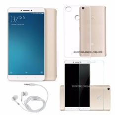 Mã Khuyến Mại Xiaomi Mimax 2 2017 64Gb Ram 4Gb Vang Tai Nghe Ốp Lưng Kinh Cường Lực Hang Nhập Khẩu Xiaomi