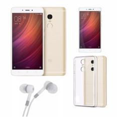 Xiaomi Note 4X 16GB Ram 3G (Vàng) +Tai Nghe + Ốp Lưng + kính cường lực - Hàng nhập khẩu