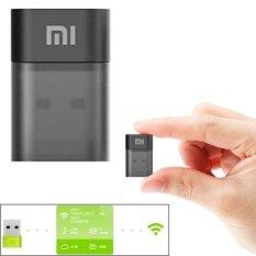 Hình ảnh Router wifi mini không dây Xiaomi - màu đen