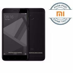 Xiaomi Redmi 4X 32G Ram 3G Đen Hang Phan Phối Chinh Thức Xiaomi Rẻ Trong Hà Nội