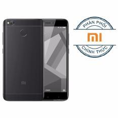 Mã Khuyến Mại Xiaomi Redmi 4X 32Gb Ram3G Đen Nham Hang Phan Phối Chinh Thức Xiaomi