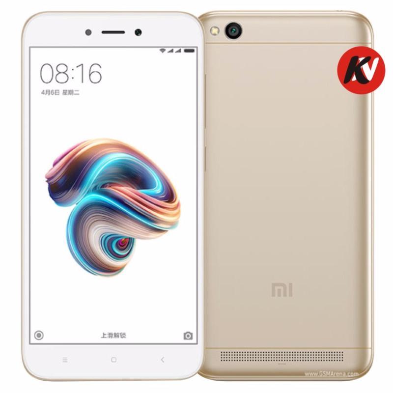 Xiaomi Redmi 5A 16GB Ram 2GB Khang Nhung (Vàng) - Hàng nhập khẩu
