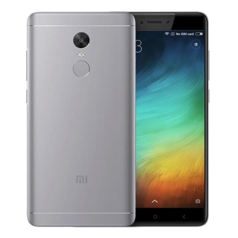 Xiaomi Redmi Note 4 32GB Ram 3GB Snapdragon 625 (Xám) - Hãng phân phối chính thức
