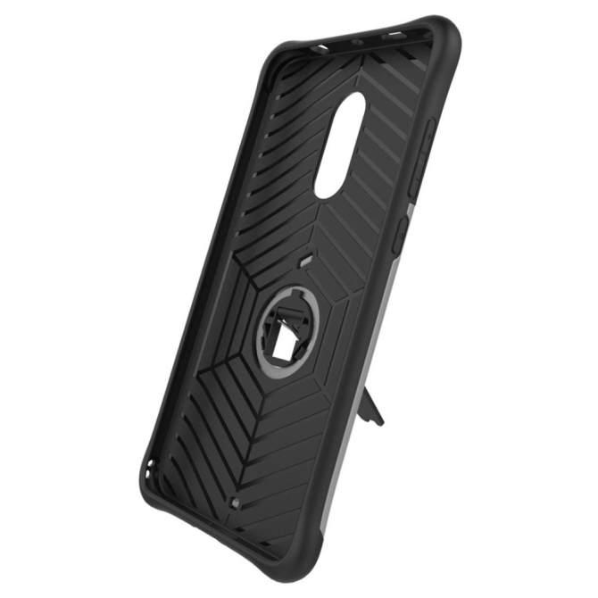 Xiaomi Redmi Note 4 / 4X Shock-Resistant 360 Degree Spin Sniper Hybrid Case TPU