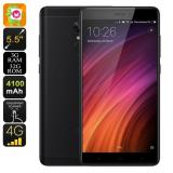 Mã Khuyến Mại Xiaomi Redmi Note 4 Ram 3G Snapdragon 625 Black Hang Phan Phối Chinh Thức Rẻ