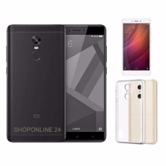 Mua Xiaomi Redmi Note 4X 32Gb Đen Nham Ốp Lưng Kinh Cường Lực Hang Nhập Khẩu Mới Nhất