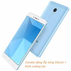 Mua Xiaomi Redmi Note 4X 32Gb Xanh Biển Ốp Lưng Silicon Kinh Cường Lực Hang Nhập Khẩu Trong Hà Nội