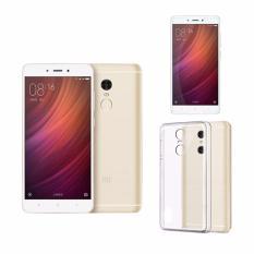 Chiết Khấu Sản Phẩm Xiaomi Redmi Note 4X Ram 3Gb Rom32Gb Vang Ốp Lưng Kinh Cường Lực Hang Nhập Khẩu
