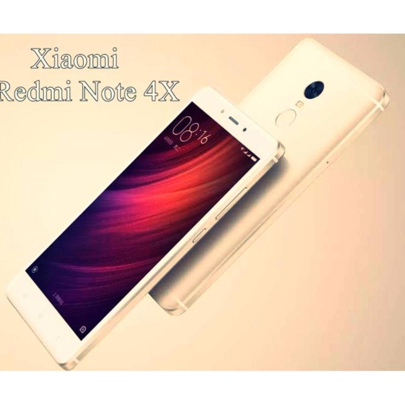 Xiaomi Redmi Note4X 32Gb 3G (Vàng) - Hàng Nhập Khẩu