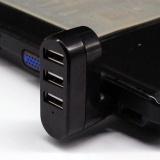 Cửa Hàng Ybc Usb2 Mini 3 Cổng Hub Xoay Adapter Danh Cho May Tinh Để Ban Pc Laptop May Tinh Xach Tay Quốc Tế Oem Trung Quốc