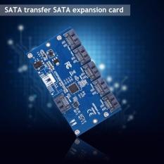 YOSOO SATA 1 ra 5 Cổng Chuyển Đổi (Cổng SATA Số Nhân) Riser Hub-quốc tế