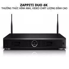 Hình ảnh Zappiti Duo 4K – Thưởng thức hình ảnh, video chất lượng đỉnh cao