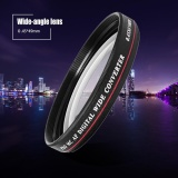 ZOMEI Ultra-thin 0.45X Pro MC AF Digital Wide Converter Wide Angle Filter - intl