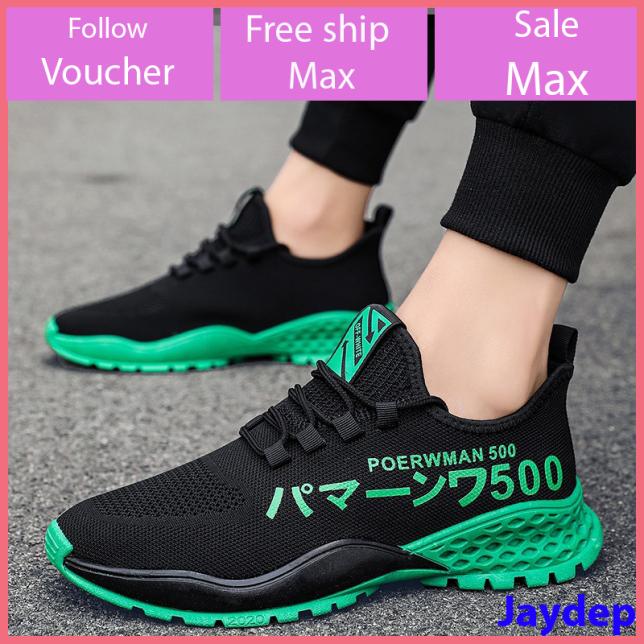 Giày sneaker thể thao nam buộc dây siêu nhẹ V266 giá rẻ
