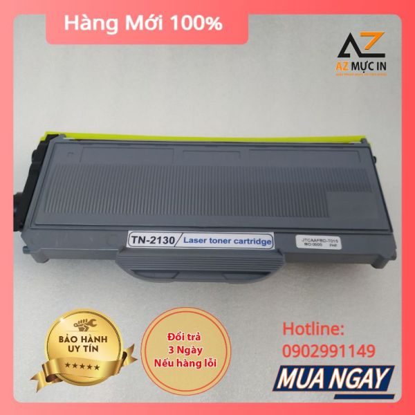 Bảng giá Hộp mực máy in Brother HL 2140 DCP 7040 MFC 7340, Hộp mực TN 2130 hàng nhập khẩu giá rẻ Phong Vũ
