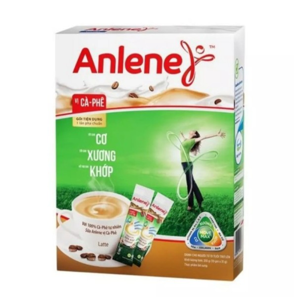 Sữa ANLENE Cafe Movemax 310g