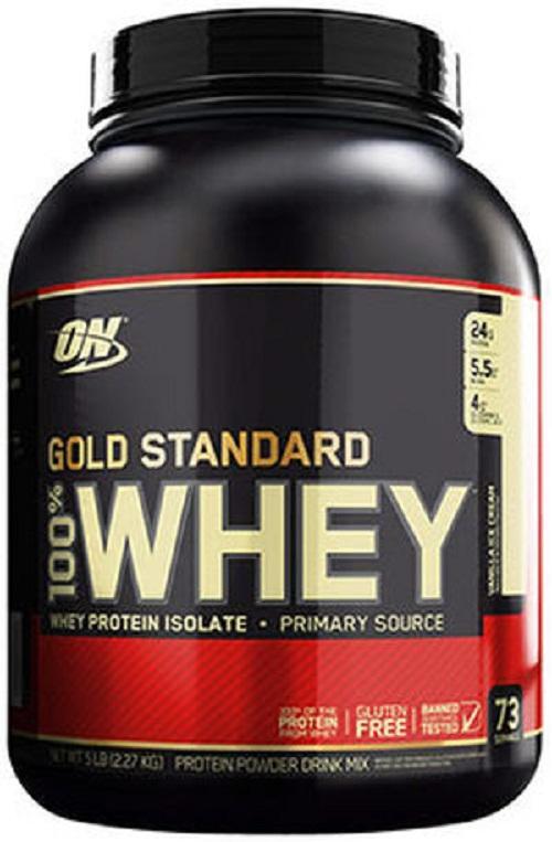 Sữa tăng cơ- Whey Protein- ON Gold Standard 5lbs