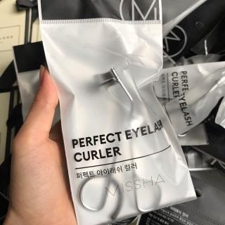 Kẹp mi Perfect Eyelash Curler Misha (có kèm miếng cao su thay thế) sản phẩm tốt chất lượng cao cam kết như hình độ bền cao xin vui lòng inbox shop để được tư vấn thêm về thông tin thumbnail