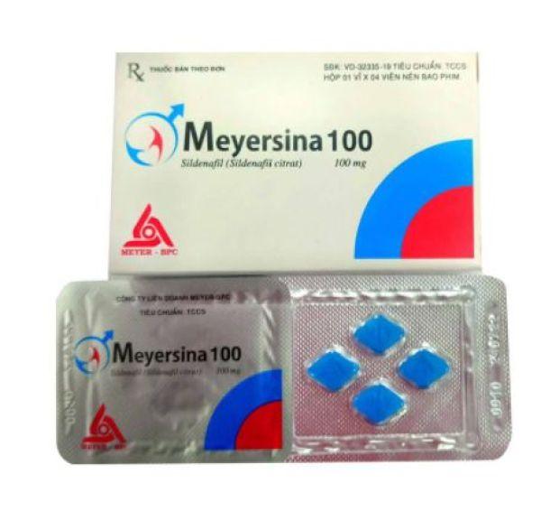 [HCM]Hỗ trợ rối loạn cương dương MEYERSINA 100 cao cấp