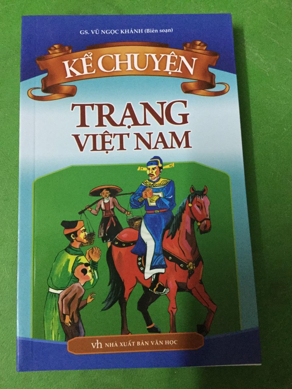 Giá Tiết Kiệm Để Sở Hữu Ngay Kể Chuyện Trạng Việt Nam