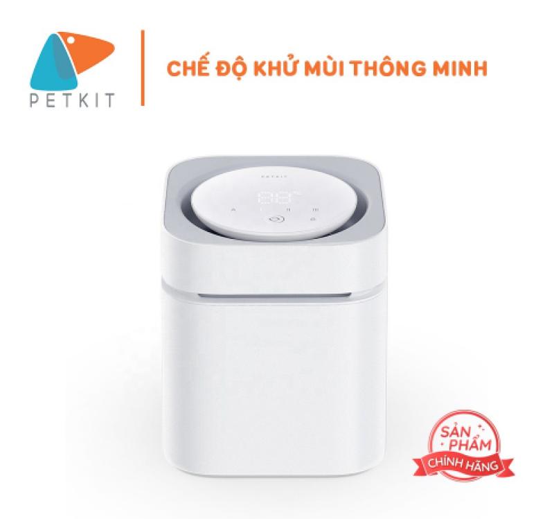 [CHÍNH HÃNG] Máy khử mùi chó mèo Petkit thông minh điều khiển qua app Petkit Air Magicube