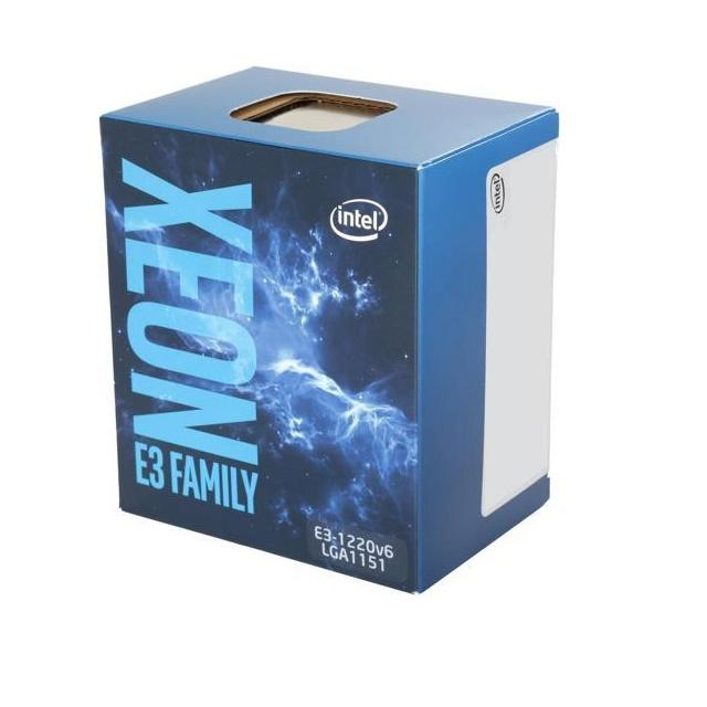 CPU Intel Xeon E3-1220 V6