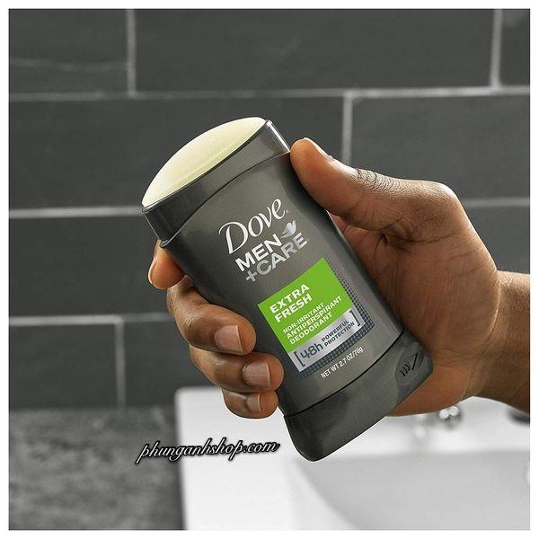 Lăn khử mùi Nam Dove EXTRA FRESH USA date 05/2020