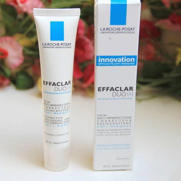 Kem giảm mụn chuyên biệt Kem La Roche-Posay Effaclar Duo+ 15ml