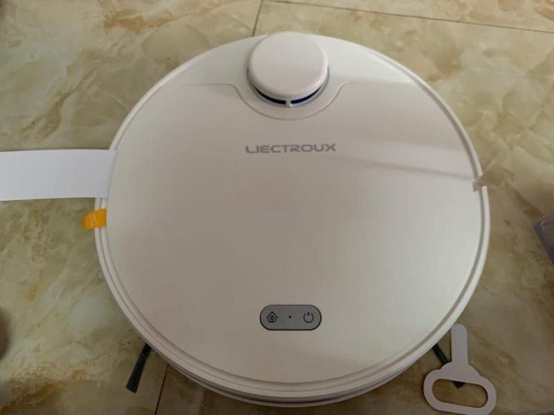 Robot Hút Bụi Thông Minh Liectroux ZK901 Pin 4500mAH