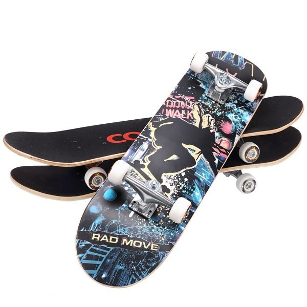 Giá bán [HCM][MẪU MỚI SIÊU HOT] Ván Trượt Người Lớn Ván Trượt Skateboard Ván Trượt Thể Thao Cỡ Lớn Chuẩn Thi Đấu Hàng Loại 1 Siêu Cứng Chịu Lực Tới 80kg