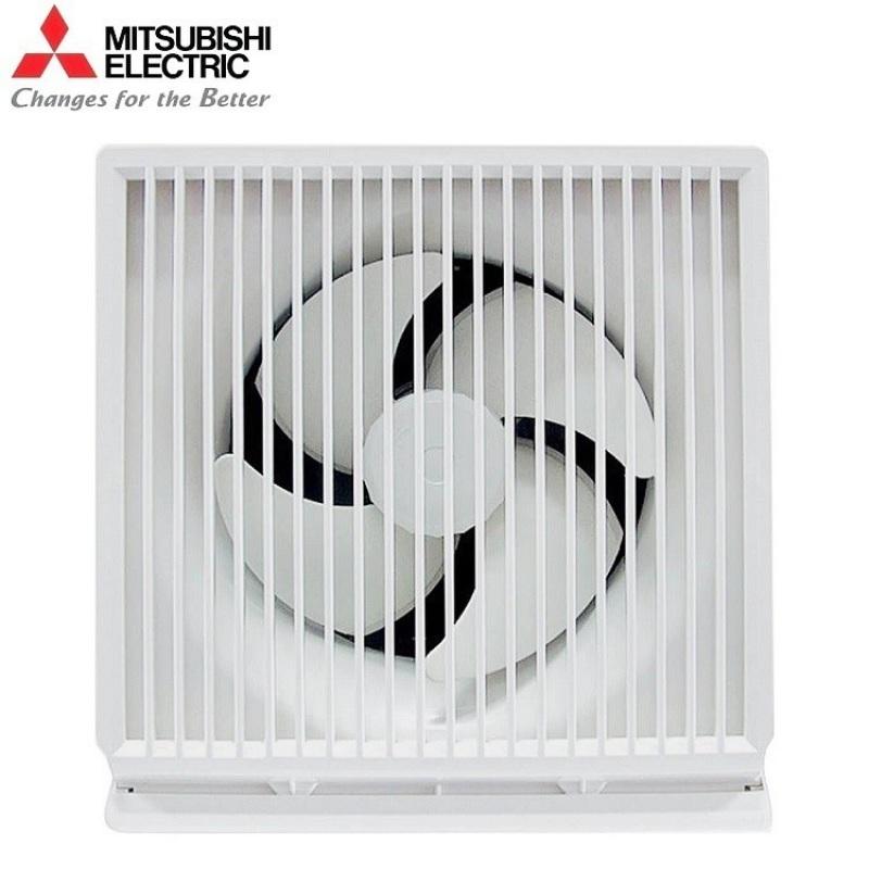 Quạt hút thông gió ốp tường có lưới Mitsubishi EX-15SK5-E (Made in Japan) - Hàng chính hãng
