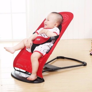 [THIẾT KẾ MỚI] Ghế Rung Nhún Cho Bé Dạng Lưới - Ghế Rung Lưới Cho Bé- sản phẩm dùng cho bé từ 1 đến 12 tháng tuổi mẹ và bé đồ dùng phòng ngủ cho bé - ghế rung cho bé nôi giường cũi võng giường lướI thumbnail